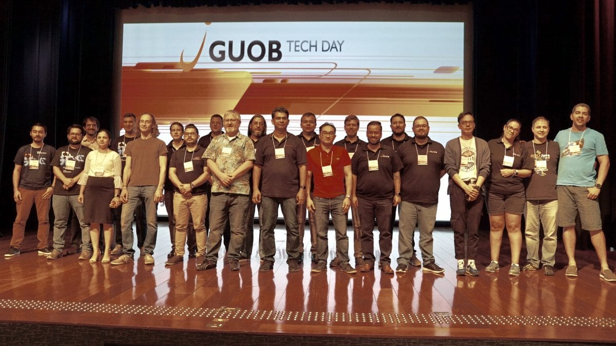 GUOB Tech Day / Groundbreakers LAD Tour 2019 – Review
