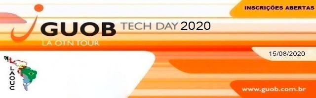 GUOB Tech Day 2020